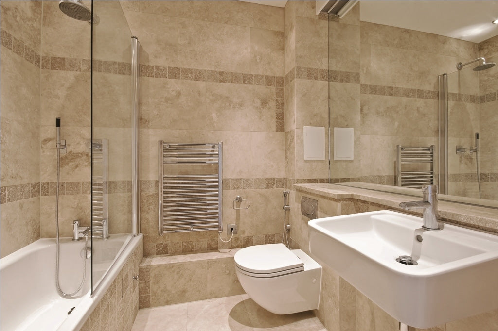 Is Travertine Good For Bathrooms And Showers Sefa Stone Miami