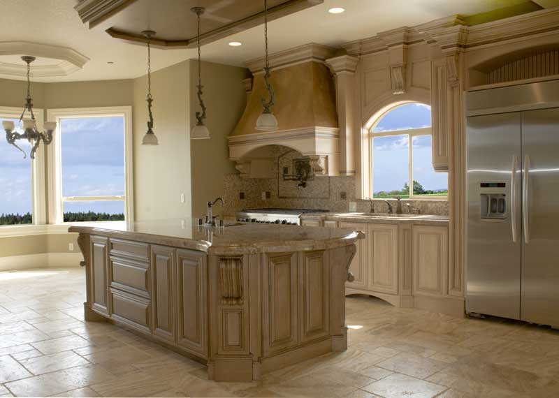Kitchen Floor Tiles Ideas, Images and Tips — Sefa Stone Miami