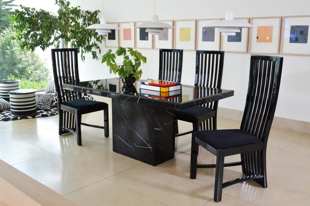 Marble Dining Table Design Ideas, Cost and Tips — Sefa ...