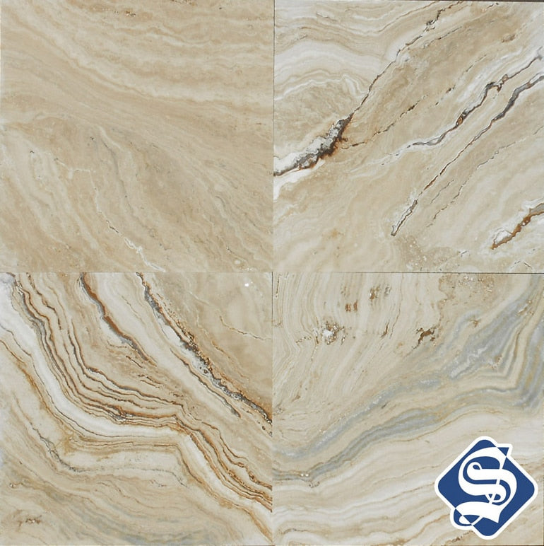 Leonardo Travertine Tiles