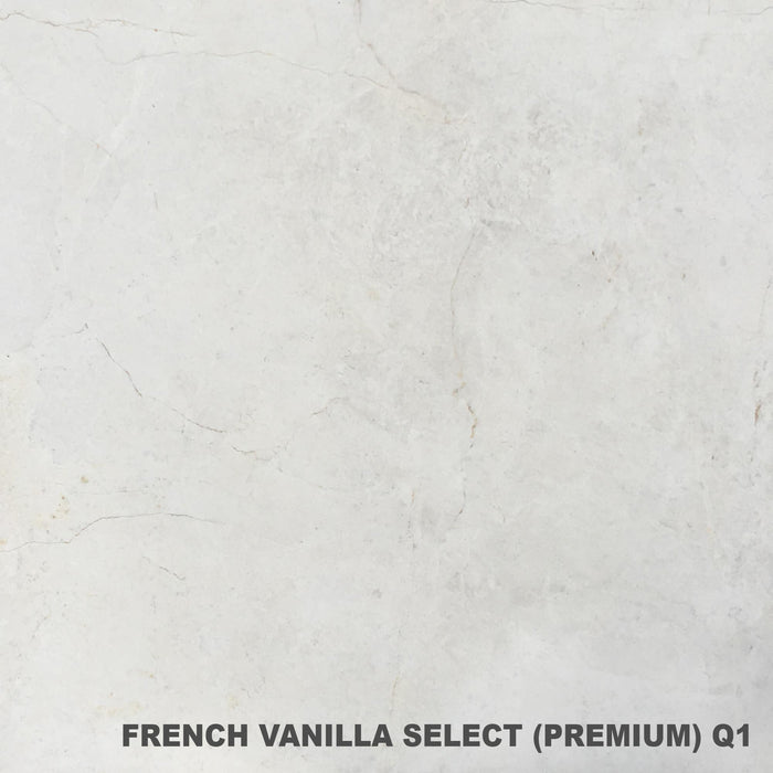 French Vanilla Select Premium Marble Tiles