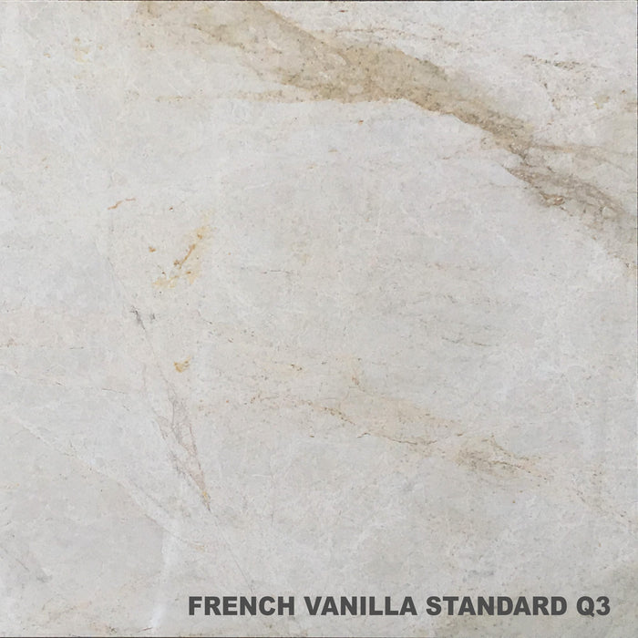 French Vanilla Standard Marble Tiles