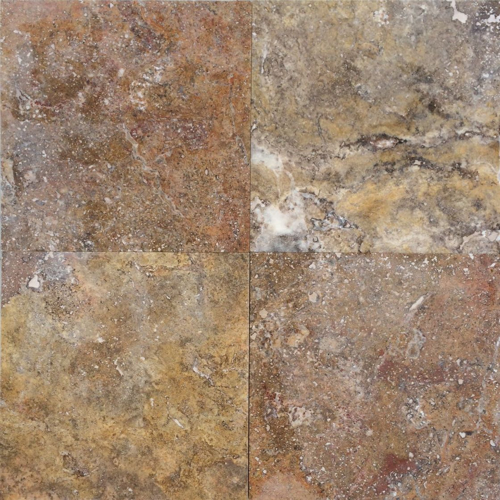 Scabos Travertine Tiles