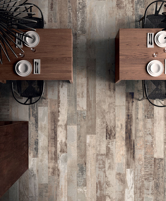 Colorart Desert Porcelain Tile