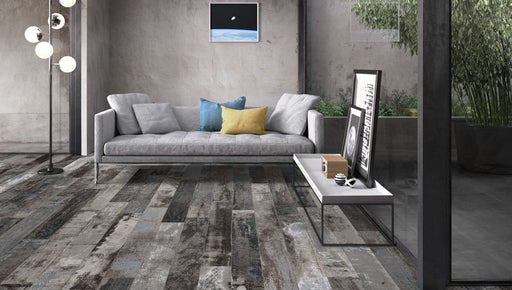 Colorart Carbon Porcelain Tile