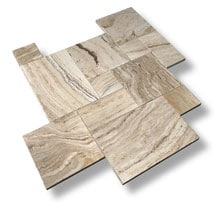 sefastone leonardo travertine pavers