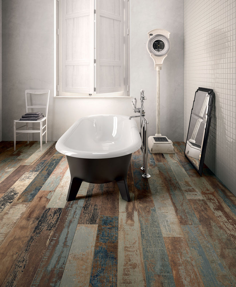 Colorart Navy  Porcelain Tile