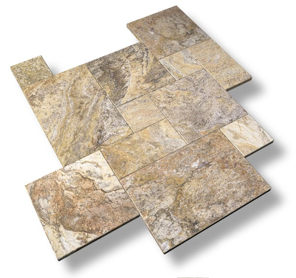 sefastone scabella travertine pavers