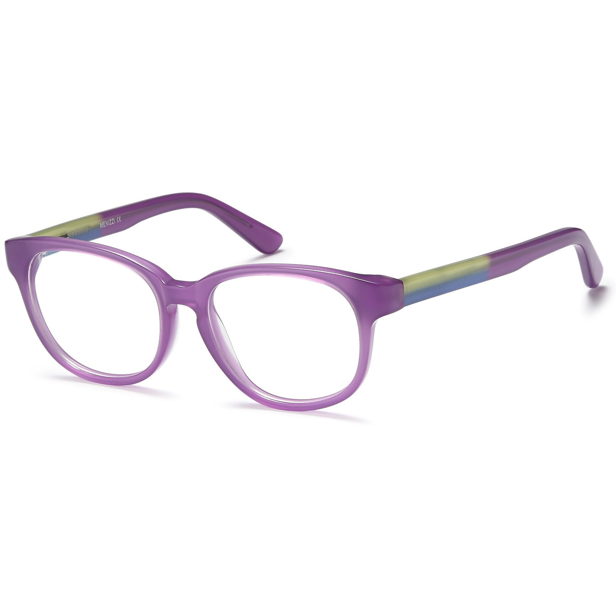 Menizzi Kids Prescription Glasses M3087K Eyeglasses Frames