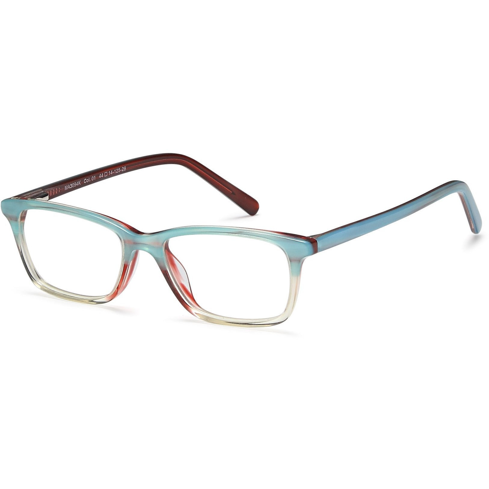 Menizzi Kids Prescription Glasses M3094K Eyeglasses Frames