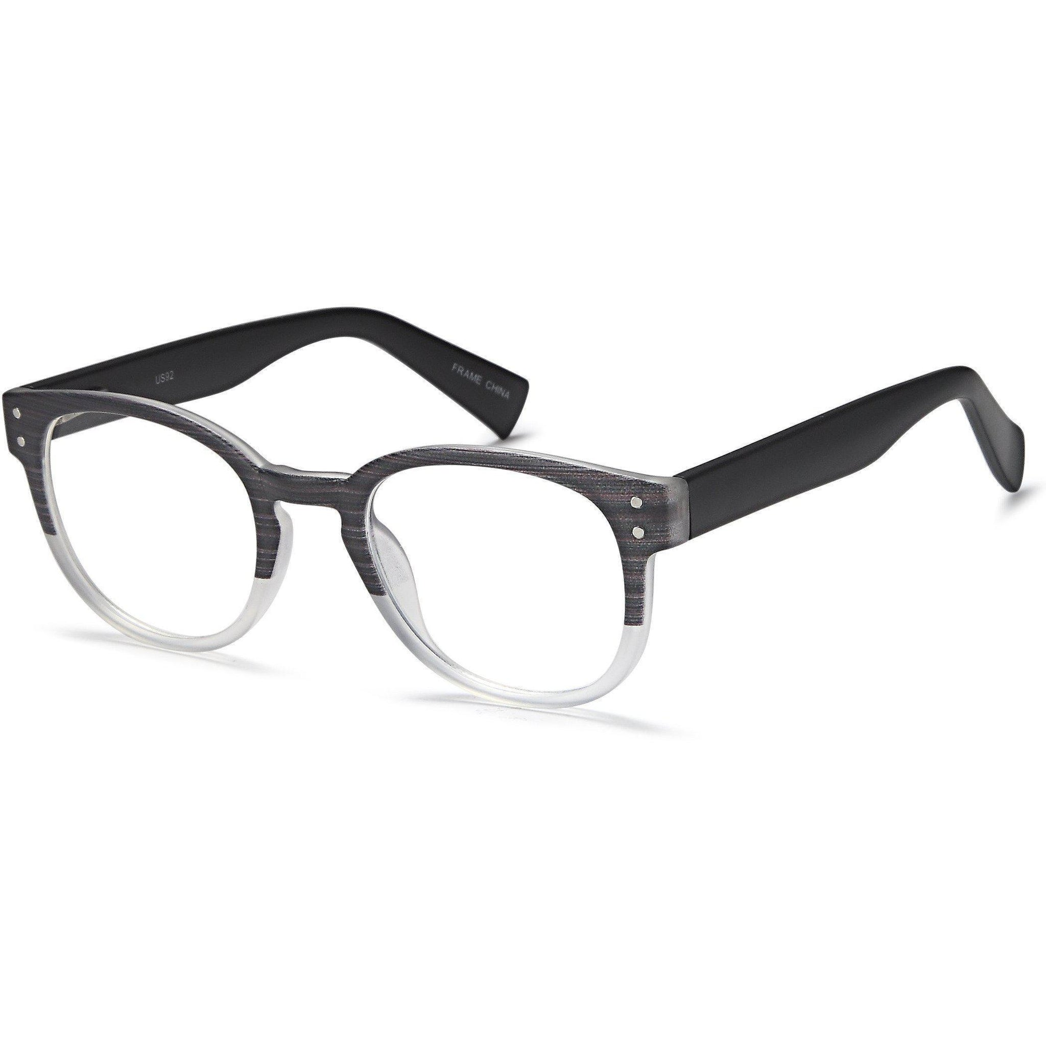 4U Prescription Glasses US 92 Optical Eyeglasses Frame - timetoshade