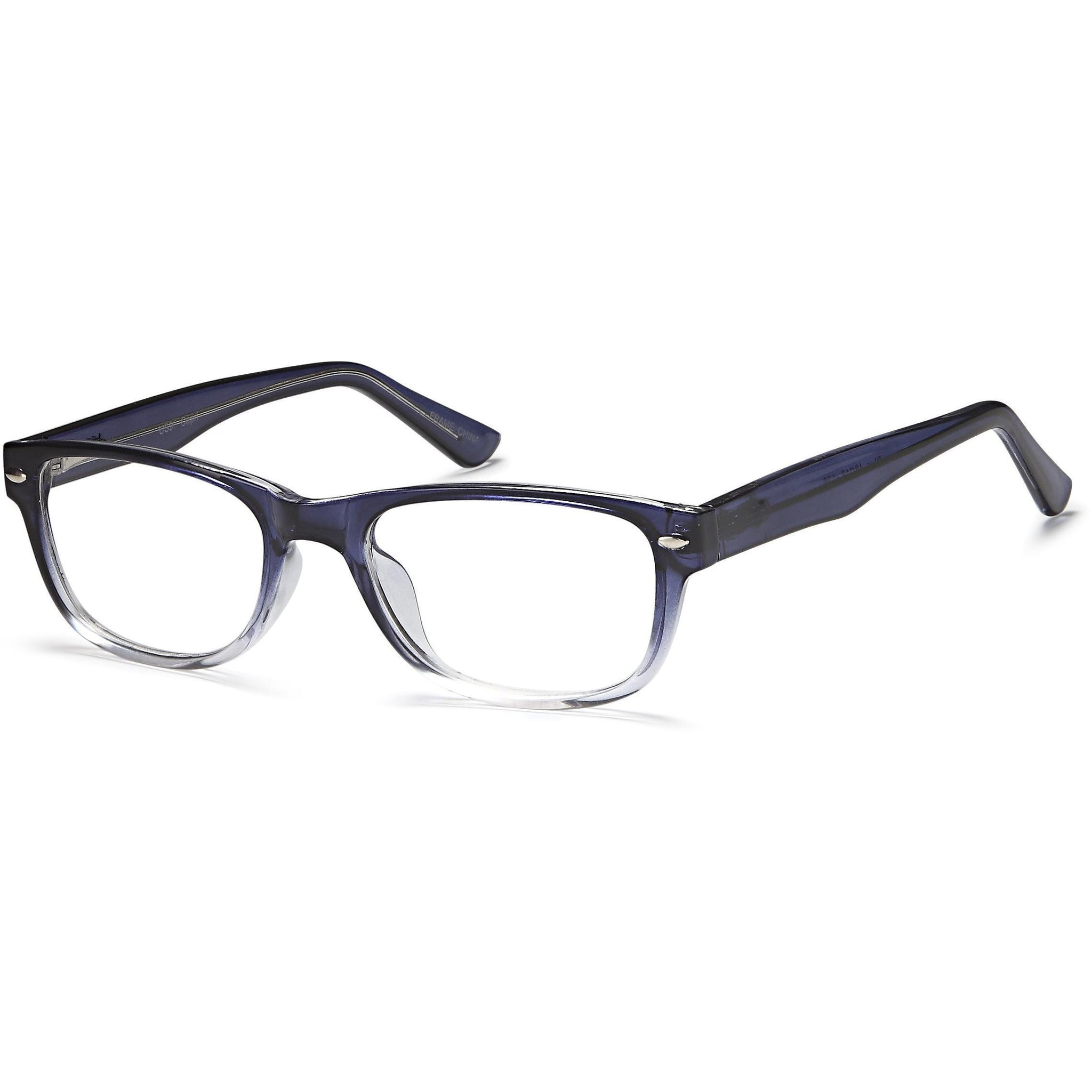 Jesse by The Square Mile Oval Juniors Optical Glasses - timetoshade