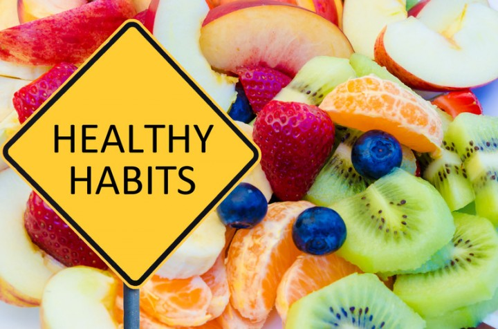 5 STEPS TO BUILDING HEALTHY EATING HABITS