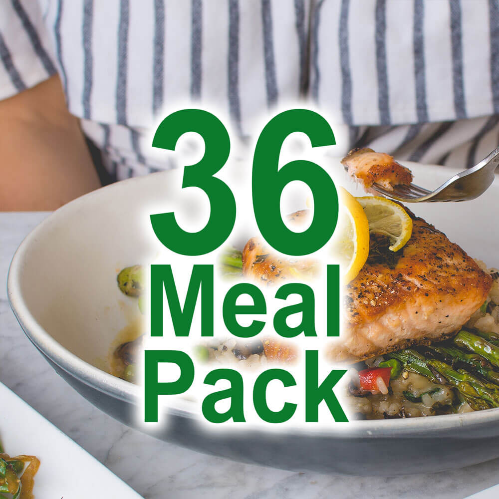 36 Meal Pack (200g)