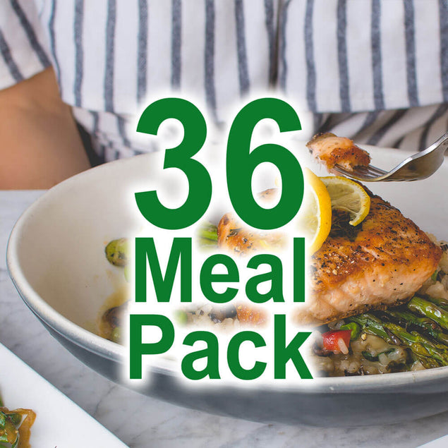 36 Meal Pack (400g)