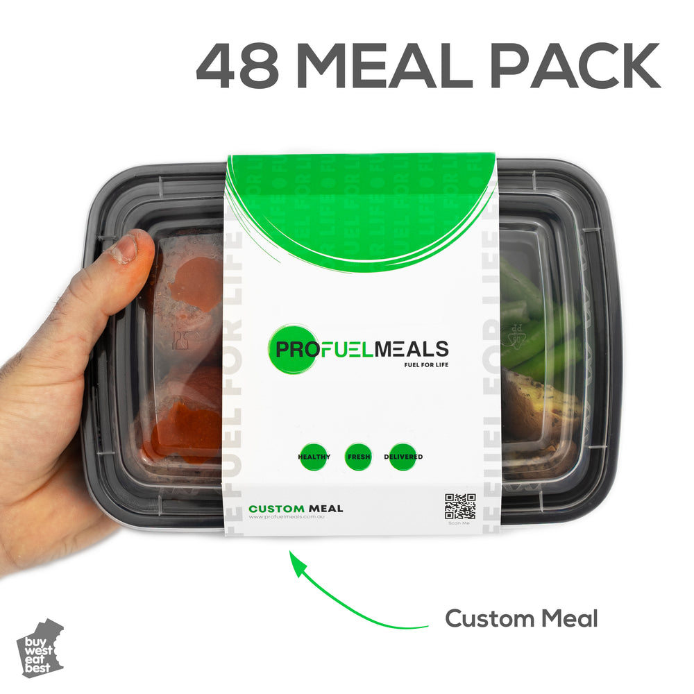 48 Meal Pack (Small/200g)
