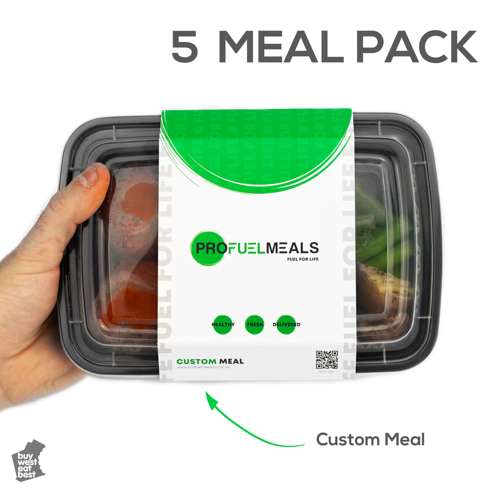 5 Meal Sample Pack (Large/400g)