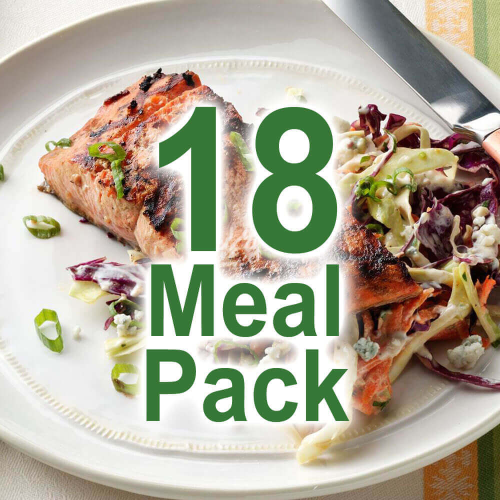 18 Meal Pack (200g)