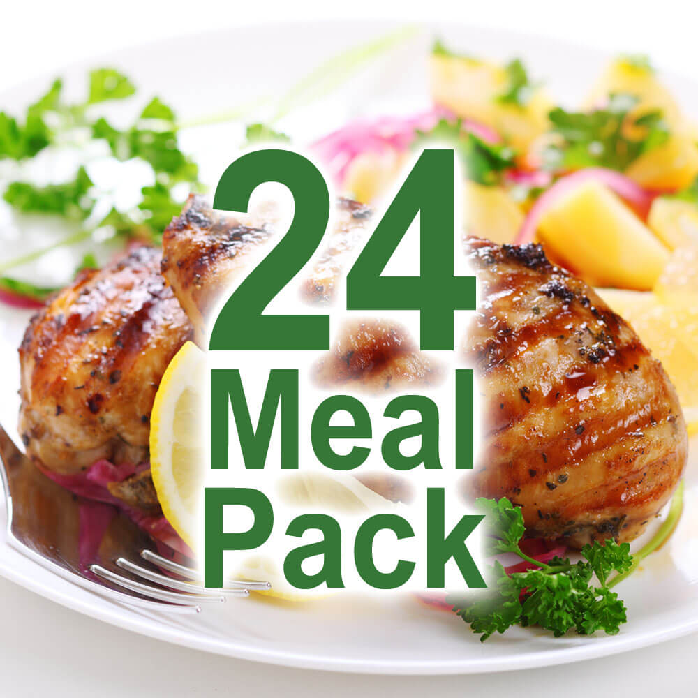 24 Meal Pack (200g)