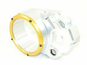 NEW CCDV03EB DucabikE Clear Clutch Cover Oil Bath