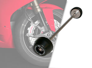 Ducati Panigale 1199 Front Fork Spindle Bobbins 2012 - 2015 / BUN000877