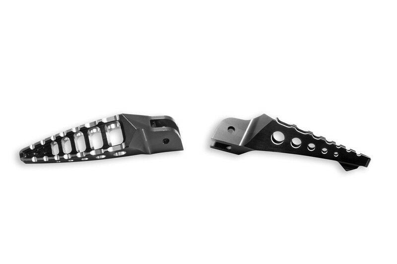 Genuine Ducati Diavel Billet Footpegs 96280081A