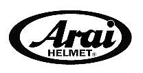ARAI HELMET Pearl Black Quantum-X /  Part # 09-2556 / LARGE NEW other sizes in