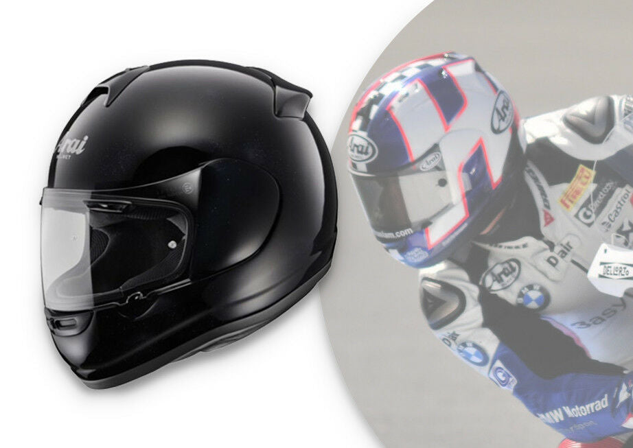 ARAI HELMET Black Pearl Vector-2  09-7875 / MEDIUM