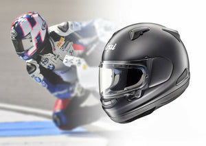 Arai Black-frost corsair- MEDIUM- Part # 09-2035 ALL SIZES ARE IN STOCK ALL FOR