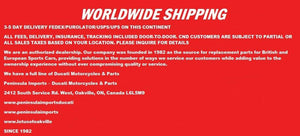 Genuine Ducati Panigale V4 Akrapovic Titanium Full Race Exhaust 96481383C NEW
