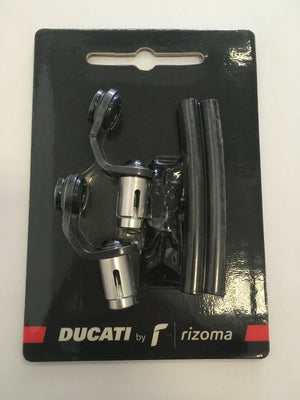 Ducati Performance By Rizoma Panigale Reservoir Adaptor 97380981A NEW ORIGINAL