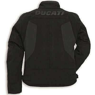 Genuine Ducati Men's Diavel Tex Jacket 9810277 NEW Black