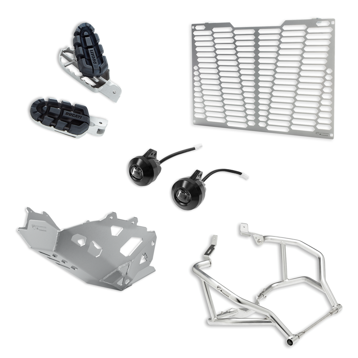 Genuine Ducati Multistrada 950 Enduro Accessory Package 97980831A New Ducati O.E