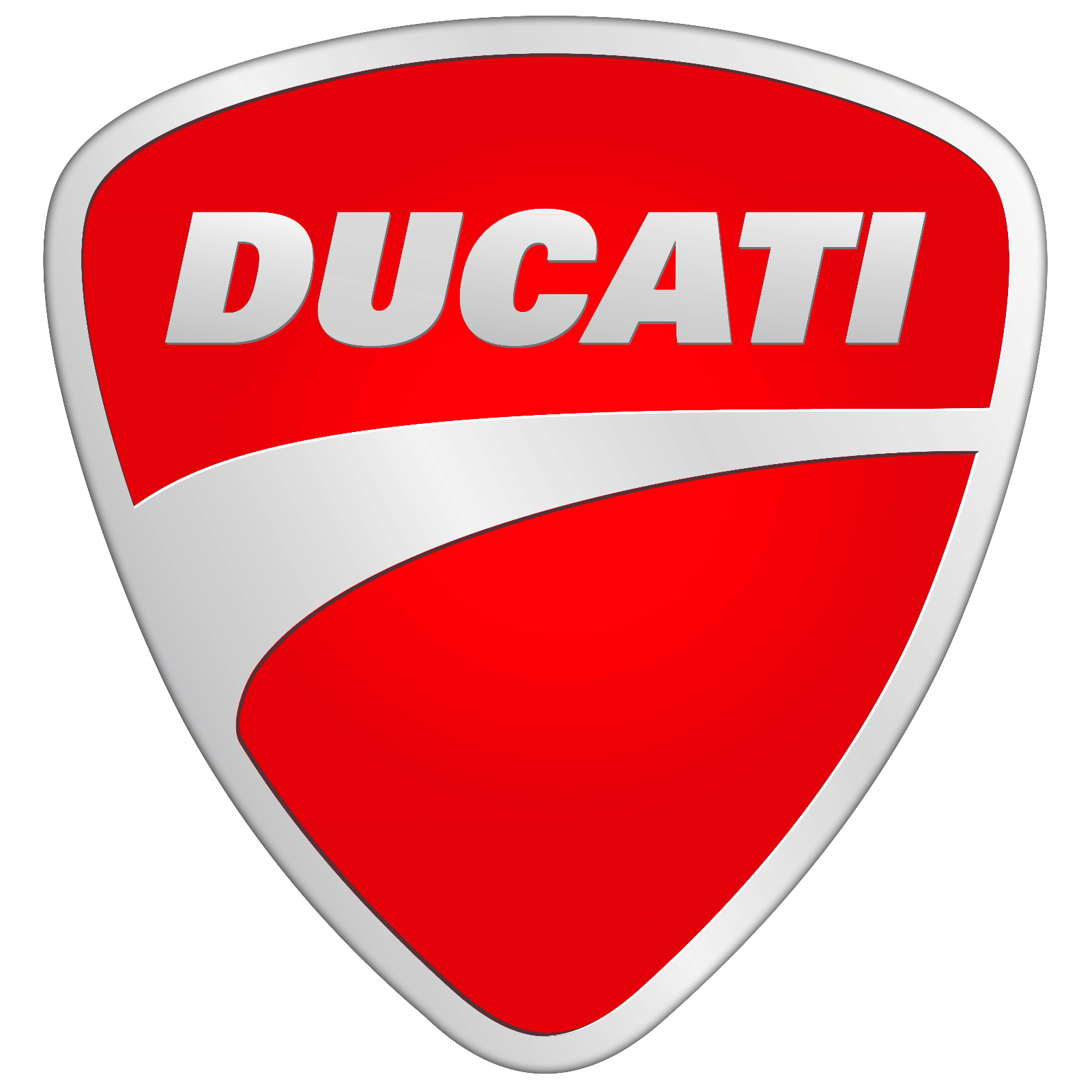 Genuine Ducati 80's Red T-Shirt 98768681 Red