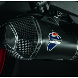 Ducati Monster 797 Termignoni Sport Line Racing Silencer 96481401A Black