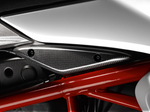Genuine Ducati Hypermotard 950 Carbon Front Side Panel 96989941A