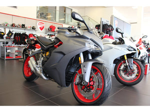 2019 Ducati SuperSport 939, Hot New Color