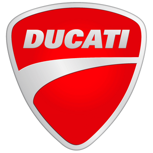 Ducati Performance Ducatiana 80's Men's T-Shirt - Red, Part # 98768681