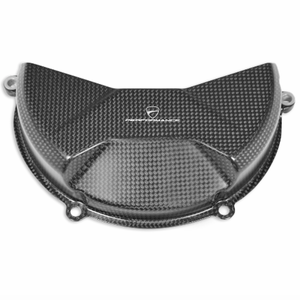 Ducati Panigale V4 Carbon Wet Clutch Cover 96981071A