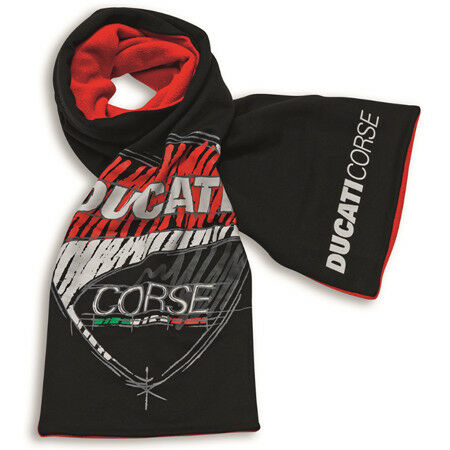 Genuine Ducati Corse Sketch Scarf 987694981