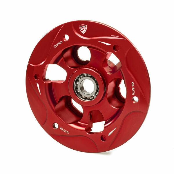 New CNC racing Ducati Pressure Plate Oil bath Clutch RED #SP200R