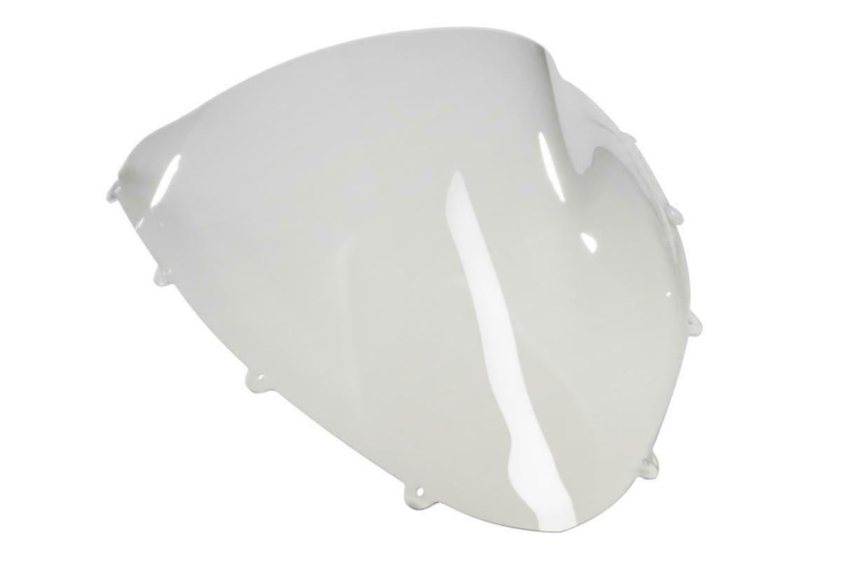 NEW CNC WS203LS Ducati Panigale Double Bubble Wind screen (LIGHT SMOKE)