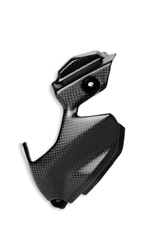 Ducati Performance Panigale Carbon Fiber Sprocket Cover Part # 969A3712A