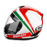 Ducati Performance Tricolore Arai Corsair V Helmet Part # 98101849