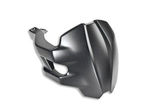 Ducati Performance Multistrada Carbon Fiber Splash Guard Part # 96980101A