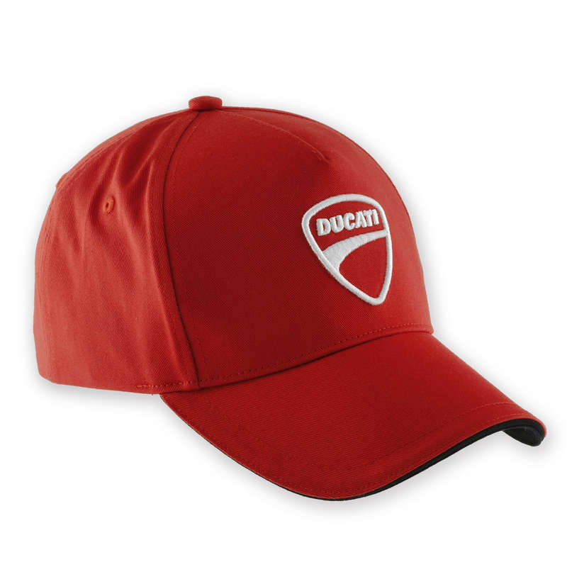 Ducati Performance Company Cap - Red, Part # 987688705