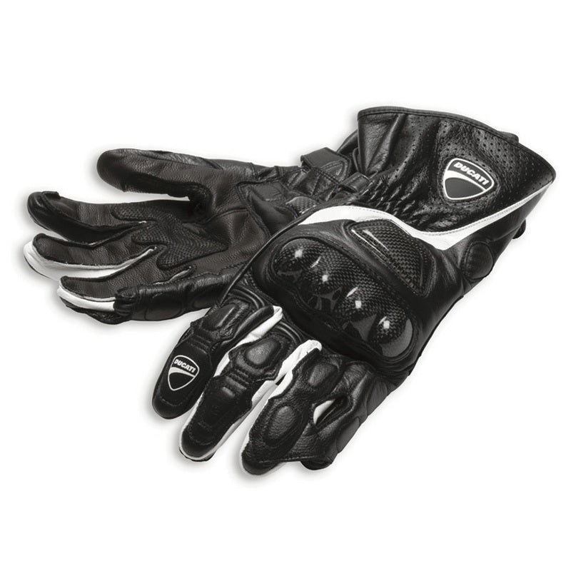 Ducati Performance Sport Gloves - Black, Part # 98102006