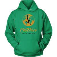 Catchies World Adult Hoodie