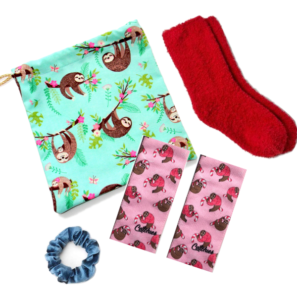 Slothy Holidays Gift pack