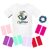Catchies Tee and Solid Bands Gift set